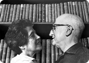 Octavio Tarquinio de Sousa e Lucia Miguel Pereira